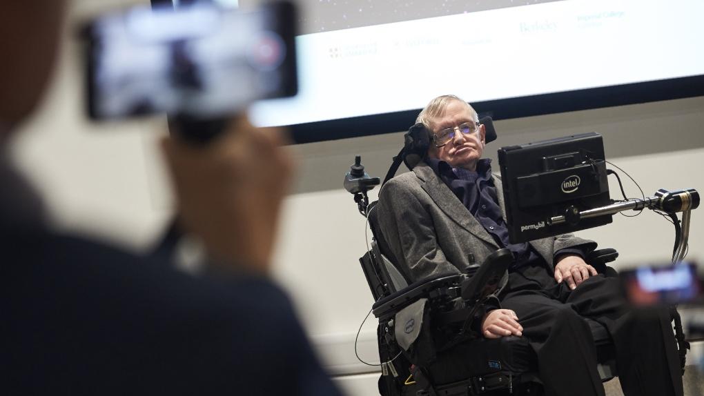 Stephen Hawking Leverhulme Centre
