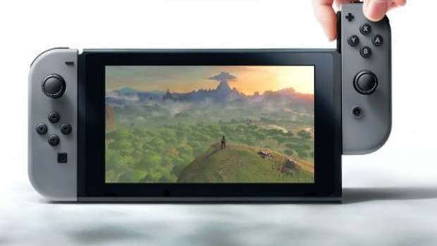 Nintendo Switch Launch Titles May Include Zelda: Breath Of The Wild