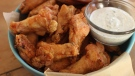 Chicken wings are seen in this file photo. (Matthew Mead / AP)