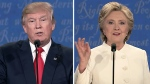 LIVE1: Trump, Clinton speak at dinner in New York