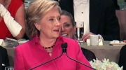 CTV News Channel: Clinton speaks at N.Y. dinner