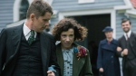 Actors Sally Hawkins as beloved Nova Scotia folk artist Maud Lewis and Ethan Hawke as Maud's husband, Everett Lewis are shown in this handout image from the movie Maudie. (THE CANADIAN PRESS/HO-Mongrel Media)