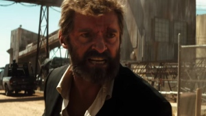 Hugh Jackman in <i>Logan</i>