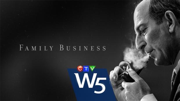 W5's exclusive interview with billionaire Charles Bronfman.