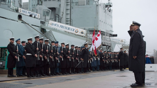 Last Of The Royal Canadian Navy S Support Ships Retired
