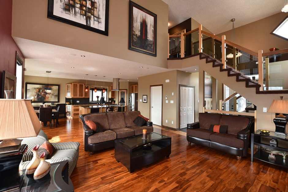 homes of the month million dollar market ctv news Natural Gas Fireplace Inserts Natural Gas Corner Fireplace
