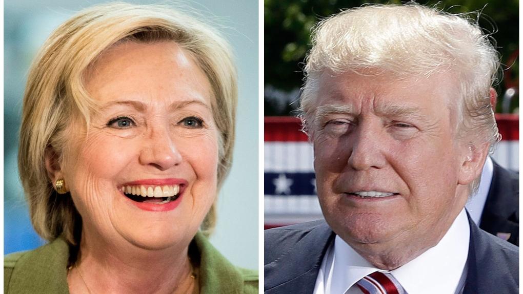Hillary Clinton mocks Trump with crude parody letter