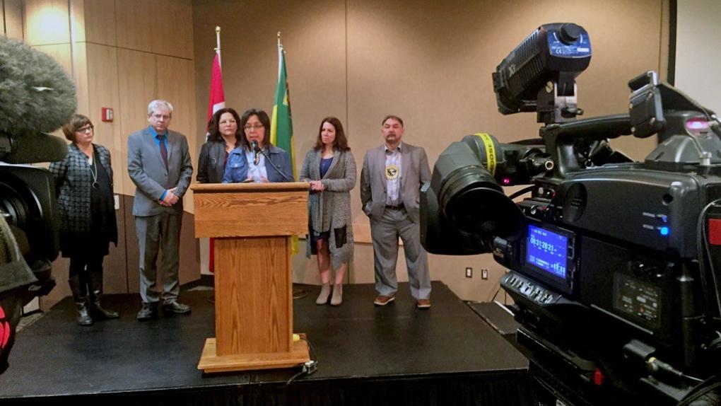 NDP MP Georgina Jolibois