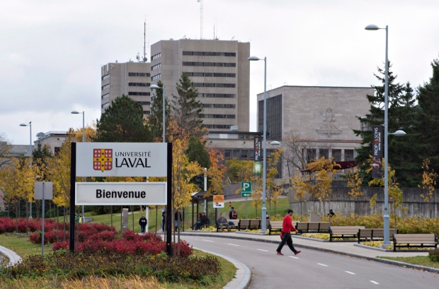 Two arrested in connection to sexual assaults at Universite Laval residence