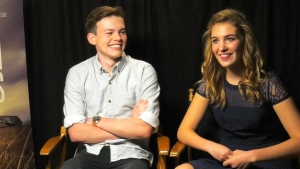 CTV News Channel: Sophie Nelisse and John Wiggins