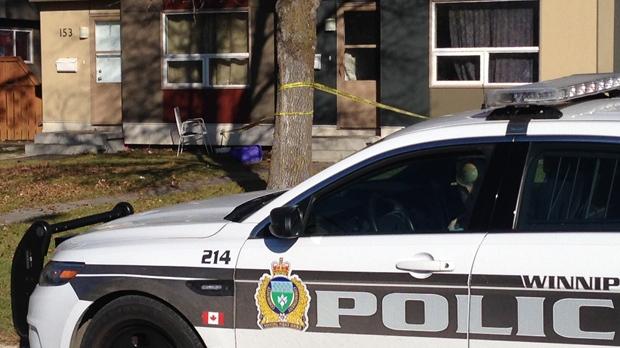 Lumsden Avenue stabbing