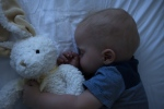 Researchers have new recommendations for safe sleeping environments for infants, including moving the baby to a separate sleeping space after breastfeeding, and the use of pacifiers. (© LPETTET/Istock.com)