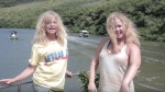 Amy Schumer and Goldie Hawn in their 'Formation' parody video. (YouTube/AmySchumer_