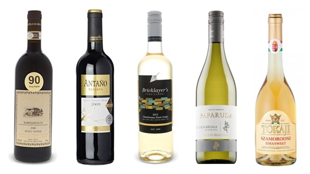 Natalie MacLean's Wines of the Week -Oct. 24, 2016