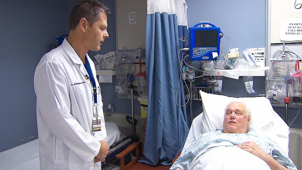 Dr. Adnan Hadziomerovic speaks with John Boehmer