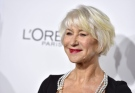 Helen Mirren arrives at the 23rd annual ELLE Women in Hollywood Awards at the Four Season Hotel on Monday, Oct. 24, 2016, in Los Angeles. (Photo by Jordan Strauss/Invision/AP)