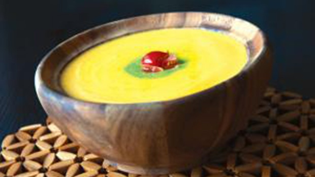 Korey Kealey's Spicy Coconut Squash Soup
