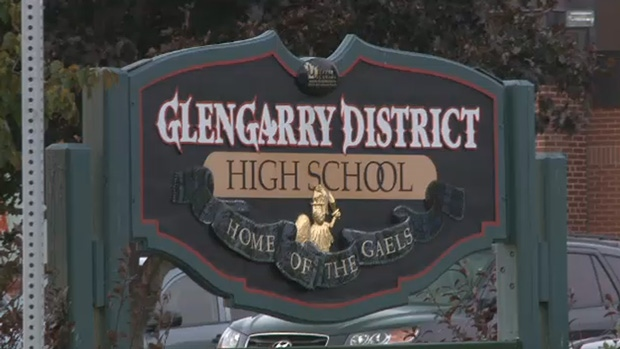 Glengarry District High School (File photo)