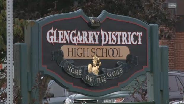 Glengarry District High School (File photo)