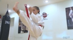 Young N.S. girl fundraising for her black belt
