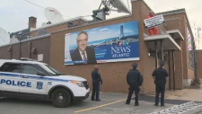 CTV Atlantic protest