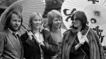 The four members of the Swedish pop group ABBA, from left: Benny Andersson, Agnetha Faltskog, Bjorn Ulvaeus and Anni-Frid Lyngstad, pictured in this March 14, 1980, file photo, are reuniting for a new 'digital experience' next year. The iconic Swedish pop band made the announcement Wednesday, Oct. 26, 2016, but didn't offer much detail. (File/THE ASSOCIATED PRESS)