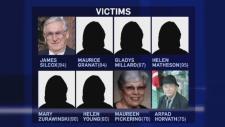 Nurse victims