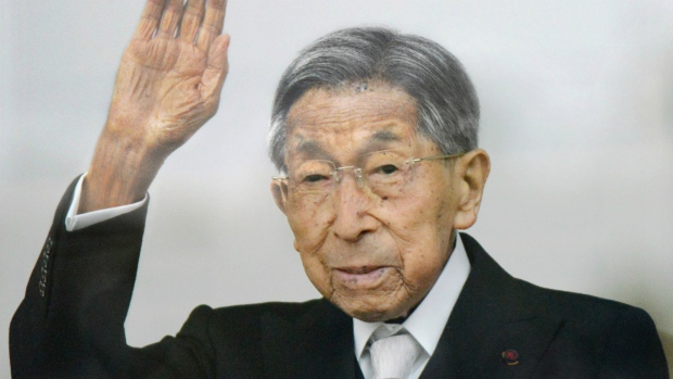 Rody-Akihito meeting scrapped after death of emperor's uncle