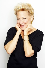 In this Oct. 7, 2014 file photo, Bette Midler poses for a portrait in New York.  (Dan Hallman/Invision)