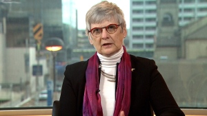 Patricia Bovey speaks to CTV's Power Play on Thursday, Oct. 27, 2016.