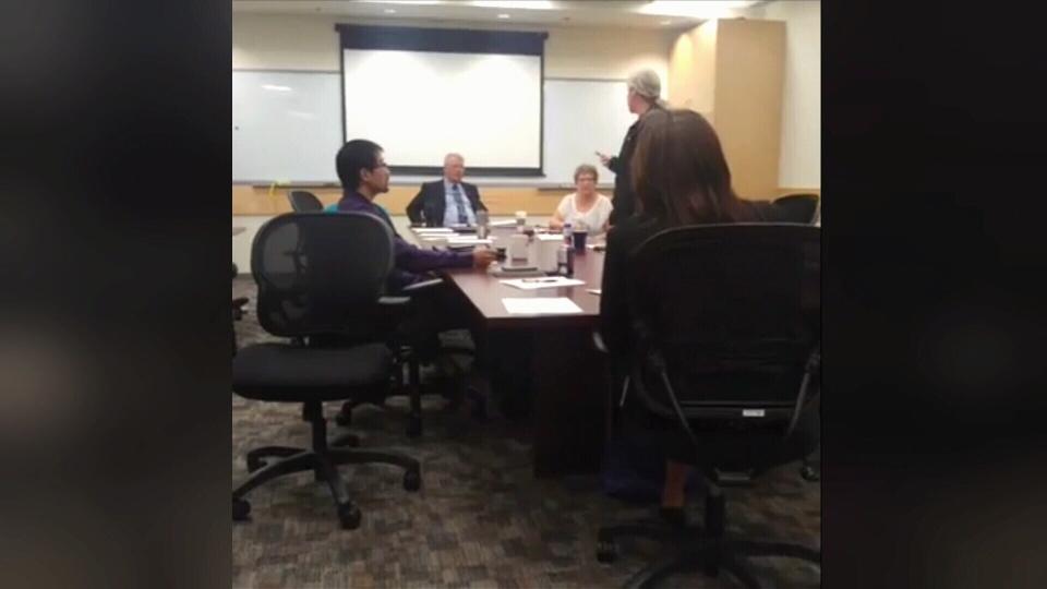 nanaimo council argument gord fuller