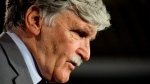 Retired general Romeo Dallaire is seen in this undated file image. THE CANADIAN PRESS/Adrian Wyld