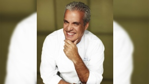 Chef Eric Ripert's Le Bernardin was crowned best restaurant in New York. (Nigel Parry)