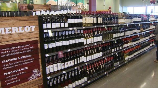 Here are the Ontario grocery stores selling wine, beer and ...