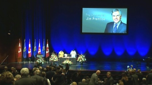 Alberta Premier Jim Prentice