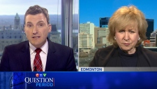 Kim Campbell on CTV's Question Period