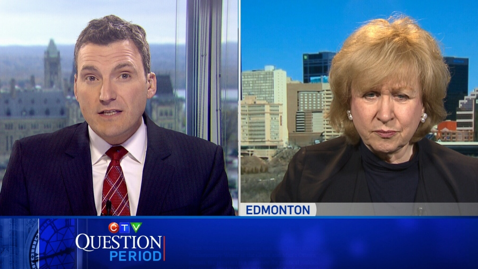 Kim Campbell, Canada's first - and only - female prime minister says some of the criticism levelled at Hillary Clinton is simply sexism.