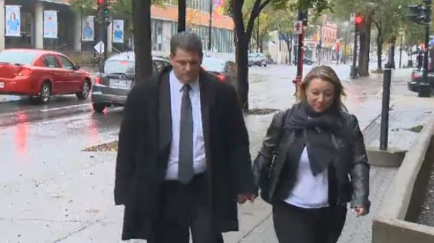 Eric Hauptman and Josee Chaput, whose daughter ran away from a Laval youth group home, said they are disappointed in a lack of tougher federal anti-pimping laws.