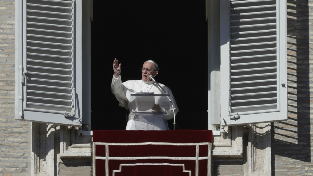 Pope presses call for unity in Sweden with new Beatitudes
