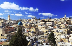 The city of Jerusalem, in Israel, is shown in this file photo. (Rostislav Ageev / istock)
