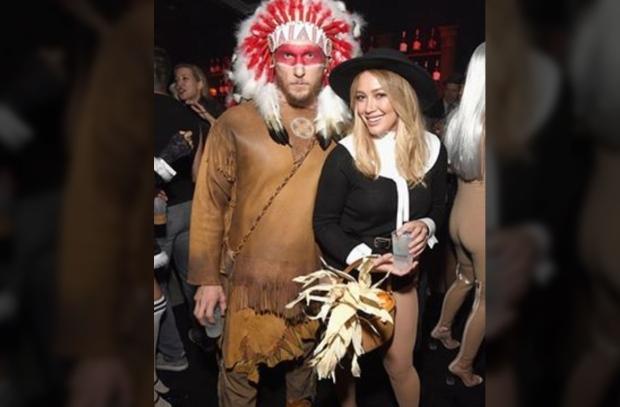 Hilary Duff costume