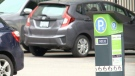 The City of Ottawa is set to recommend paid parking along the Somerset-Wellington-Richmond corridor, a plan most business owners and residents oppose. (Tyler Fleming/CTV Ottawa, October 31, 2016)