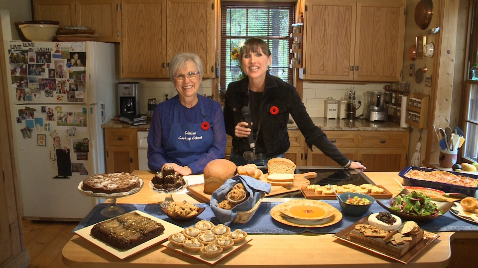 Pam Collacott shares her all-time favourite recipes from 20 years of cooking on CTV News at Noon.