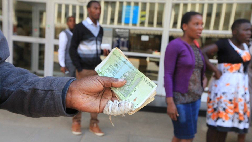 Zimbabwe prepares to introduce new currency this month | CTV