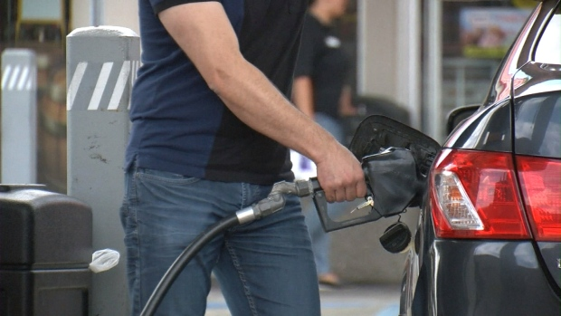 Gas prices a factor in Manitoba inflation jump