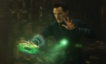 This image released by Disney shows Benedict Cumberbatch in a scene from Marvel's 'Doctor Strange.' (Disney / Marvel)