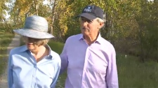 Nature Conservancy of Canada, Ian and Judy Griffin
