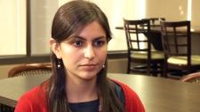 Rebecca Dixon speaks to CTV News