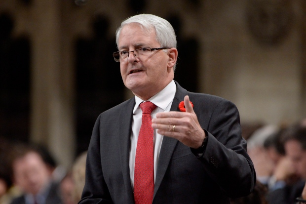 Marc Garneau says Ottawa will require video and voice recorders on trains