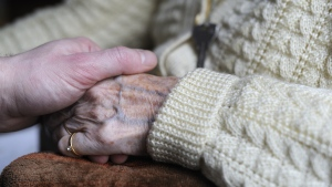 The World Health Organization says more than 50 million people around the world suffer from dementia.(AFP PHOTO / SEBASTIEN BOZON)